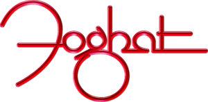 Foghat Red Logo